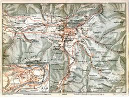 Austria Map Austria Maps Perry Castañeda Map Collection Ut Library Online