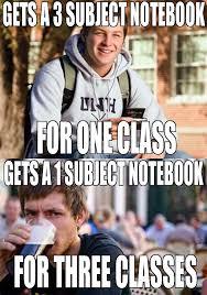 College Freshman Meme - college freshman vs senior imgur