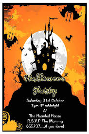 Halloween Theme Baby Shower by Halloween Halloween Party Invites Templates Party Invitation
