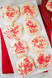 cream cheese christmas sugar cookies brooklyn farm