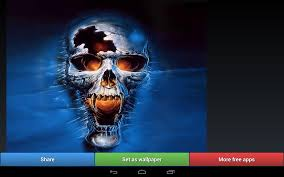 halloween skulls hd wallpapers android apps on google play
