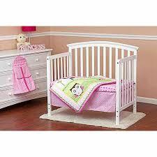 Portable Crib Bedding Buy On Me Baby Owl 5 Reversible Portable Crib Bedding