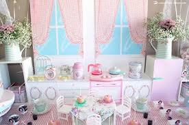 kitchen tea theme ideas vintage kitchen of really ideas via kara s