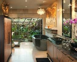 Tropical Bathroom Accessories by Amazing Tropical Bathroom Decor Ideas Tropical Bathroom