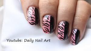glitter polish nail designs nail art tutorial video dailymotion