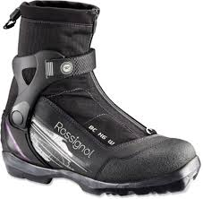womens boots bc rossignol bc x6 fw cross country ski boots s rei com