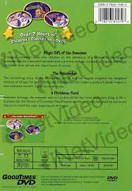 magic gift of the snowman nutcracker a christmas carol on dvd