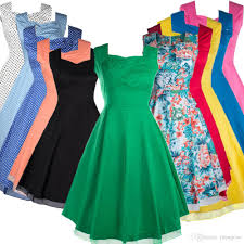 wholesale women audrey hepburn 1950s 40s 60s 80s style vintage
