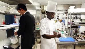 cuisine de l 騁udiant l hôtellerie restauration des métiers à la carte l etudiant