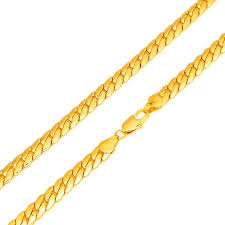 aliexpress buy new arrival 18k real gold plated aliexpress buy new arrival mens 7mm 60cm 18k real gold