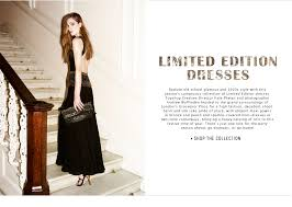 limited edition dresses topshop