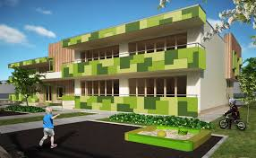 residential architecture design architectural design studio plovdiv kob project kindergarten at
