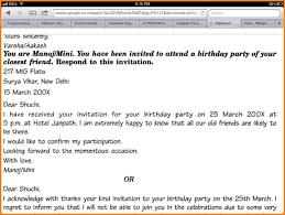 letters of invitation free printable invitation design