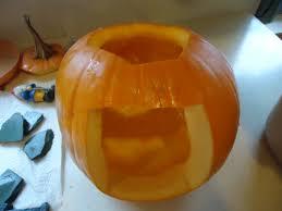 how to make a halloween pumpkin house that bloomin u0027 garden