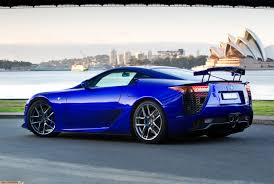 lexus lf lc play station lf a in blue exotic cars pinterest lexus lfa jdm and toyota