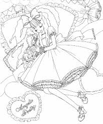 quirky artist loft angelic pretty coloring book