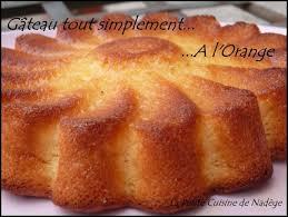 cuisine de gateau gâteau tout simple mais délicieux à l orange la cuisine
