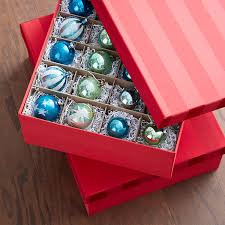 Christmas Decorations Storage Box by