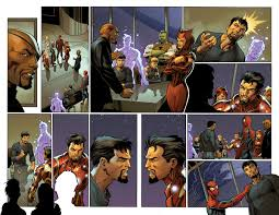ultimate marvel ultimate end brings ultimate marvel to a with brian michael