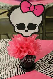 best 25 monster high centerpieces ideas on pinterest monster