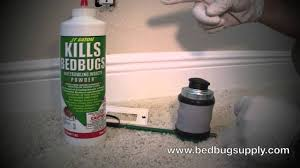 Harris Bed Bug Killer Powder Jt Eaton Kills Bed Bugs Powder Review How To Use Youtube