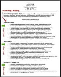 Skills Section Of Resume Examples by Entry Level Resume Example Entry Level Job Resume Examples