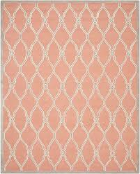 Coral Area Rugs Sale Deal Alert Safavieh Cambridge Collection Cam352w Handcrafted
