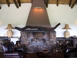 natural yellow nuance of the fireplace refacing ideas that can be