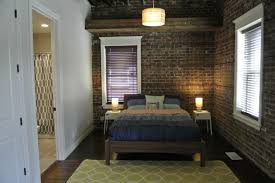 polished industrial bedroom designs that break away from the casual