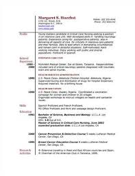 44 an example of a resume plain decoration example of best