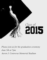 graduation poster curriculum maggie bolden