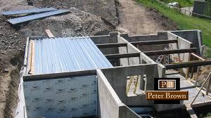 garage spancrete cost basement garage plans basement garage ideas