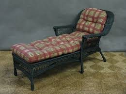 Chaise Lounge Cushions Chaise Lounge Cushion Set All About Wicker