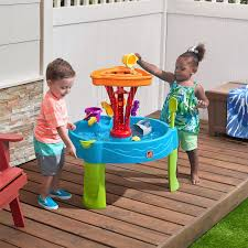 sand and water table costco step2 summer showers splash play water table 18 months costco uk