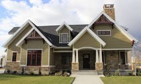 carpenter style house craftsman style house in parkside traditional exterior richmond