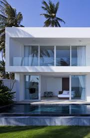 modern beach houses contemporary house plans with photos modern beach design view