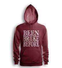 before hoodie maroon