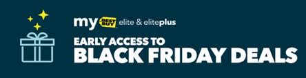 best deals before black friday 2016 best buy early black friday access live for elite members