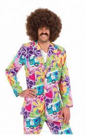70s psychedelic suit men u0027s hippie costume by fun shack 3329