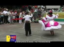 traje del sanjuanero huilense mujer y hombre para colorear el sanjuanero huilense bailado por niños youtube