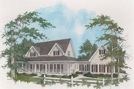 House Plans With Breezeway Farmhouse Home Plan 4 Bdrms 2972 Sq Ft House Plan 109 1093