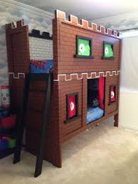 Bunk Bed Castle White Mario Bunk Bed Castle Diy Projects