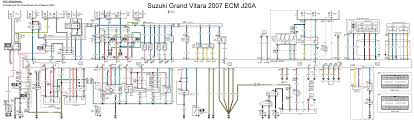 suzuki vitara ecu wiring diagram wiring diagram and schematic