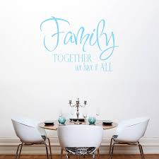 family quote vinyl wall sticker by mirrorin notonthehighstreet com family quote vinyl wall sticker