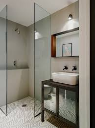 Captivating Latest Small Bathroom Designs  CageDesignGroup - Latest in bathroom design