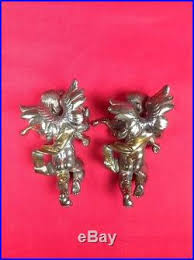 2 j reed sterling silver cherub with violin tree