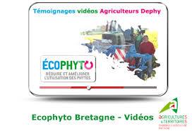 chambre r馮ionale d agriculture bretagne dephy témoignages vidéos chambres d agriculture de bretagne