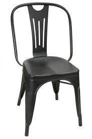 Black Outdoor Furniture by Outdoor Aluminum Restaurant Chairs