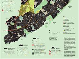 Staten Island Map Toxic Trail Map Of Staten Island
