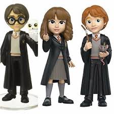 harry potter hermione funko rock candy harry potter hermione granger ron weasley